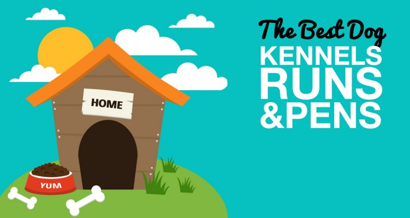 Buy the best dog kennels, runs and pens for your breeding!