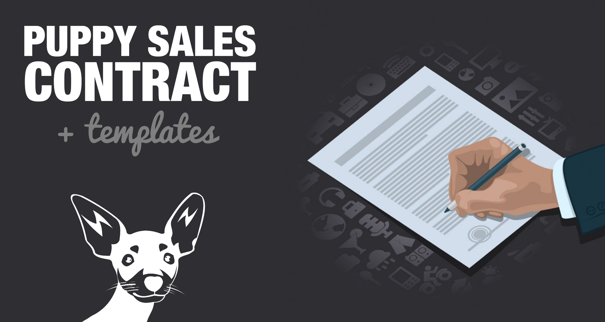 Free Puppy Sales Contract Template WordDOC Sample – Free Sales Contract Template