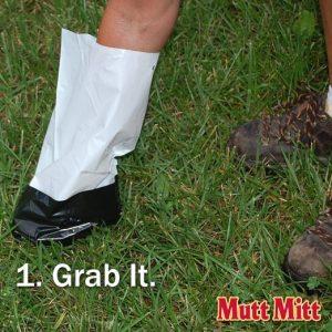 Mutt Mitt Dog Waste Pick Up Bag