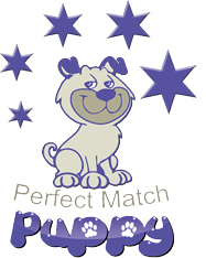 perfectmatchpuppy.com logo