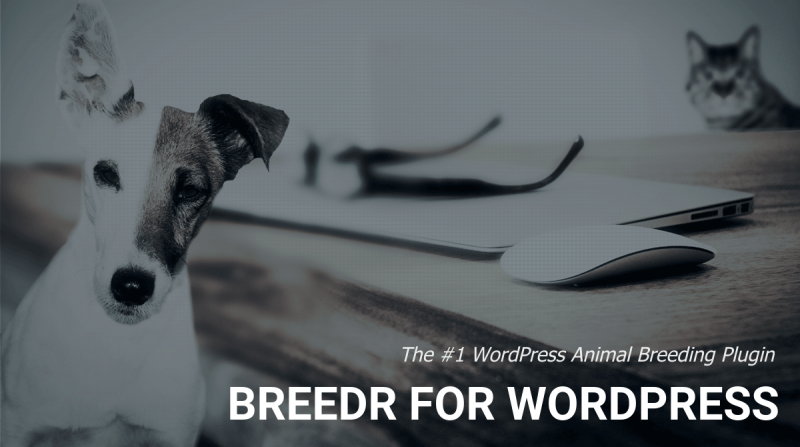 breedr for wordpress plugin / theme