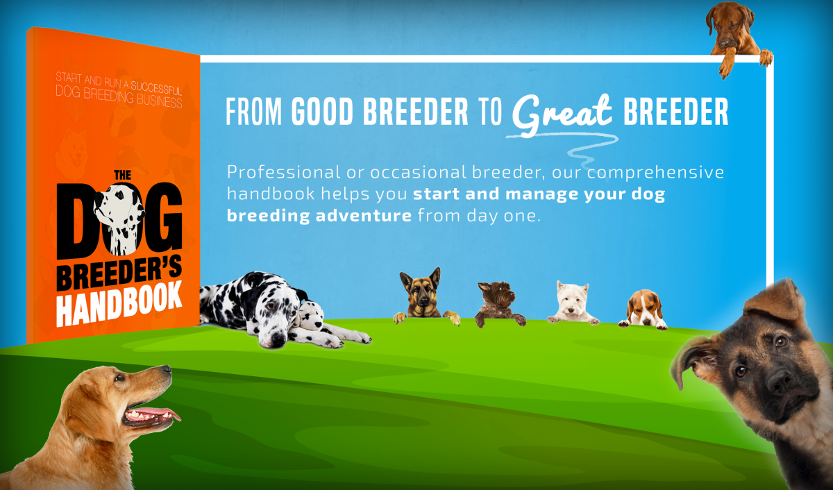 dog breeding guide ebook