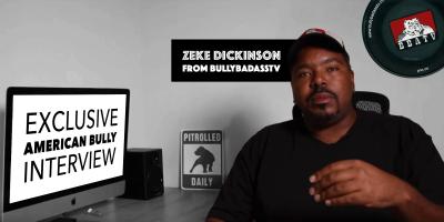 BullyBadassTV founder, Zeke Dickinson
