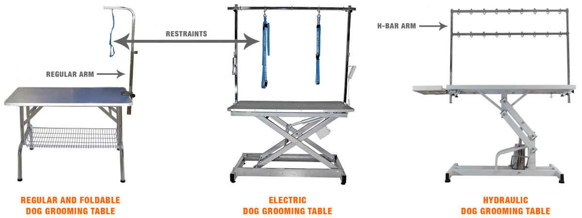 Affordable Dog Grooming Table Arm dog grooming table chart