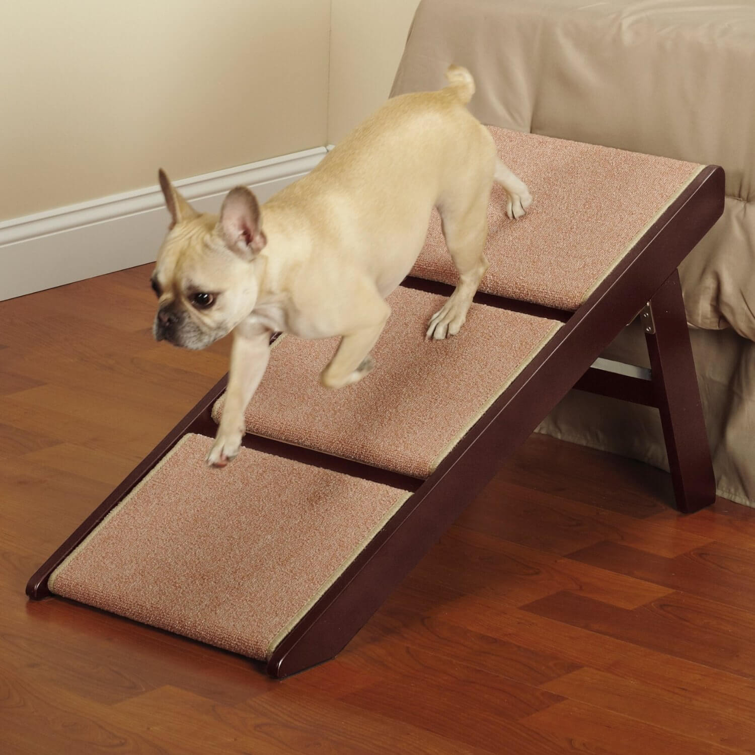 Pet Studio Dog Stairs - Converted Into a Ramp