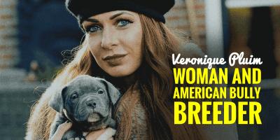 Veronique Pluim American Bully Breeder Excellent Bully's