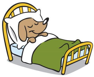 warm blanket clipart. dog blanket cartoon warm clipart a