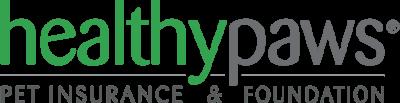 healthy paws pet insurance logo