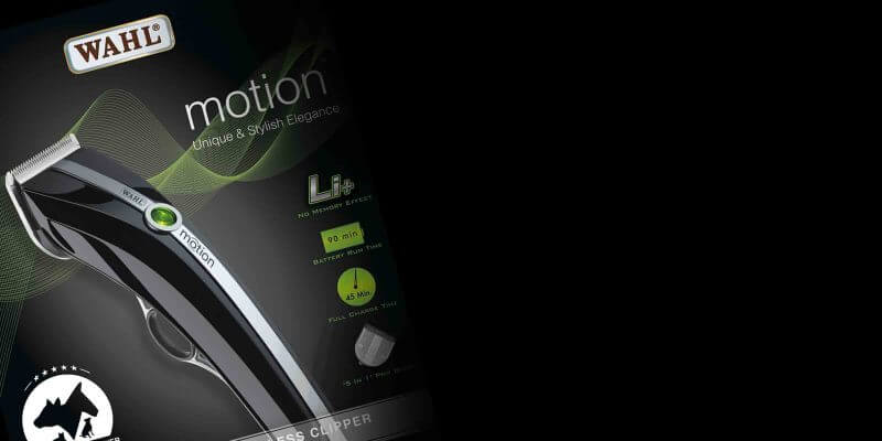 Wahl Motion Lithium Ion Clipper Review