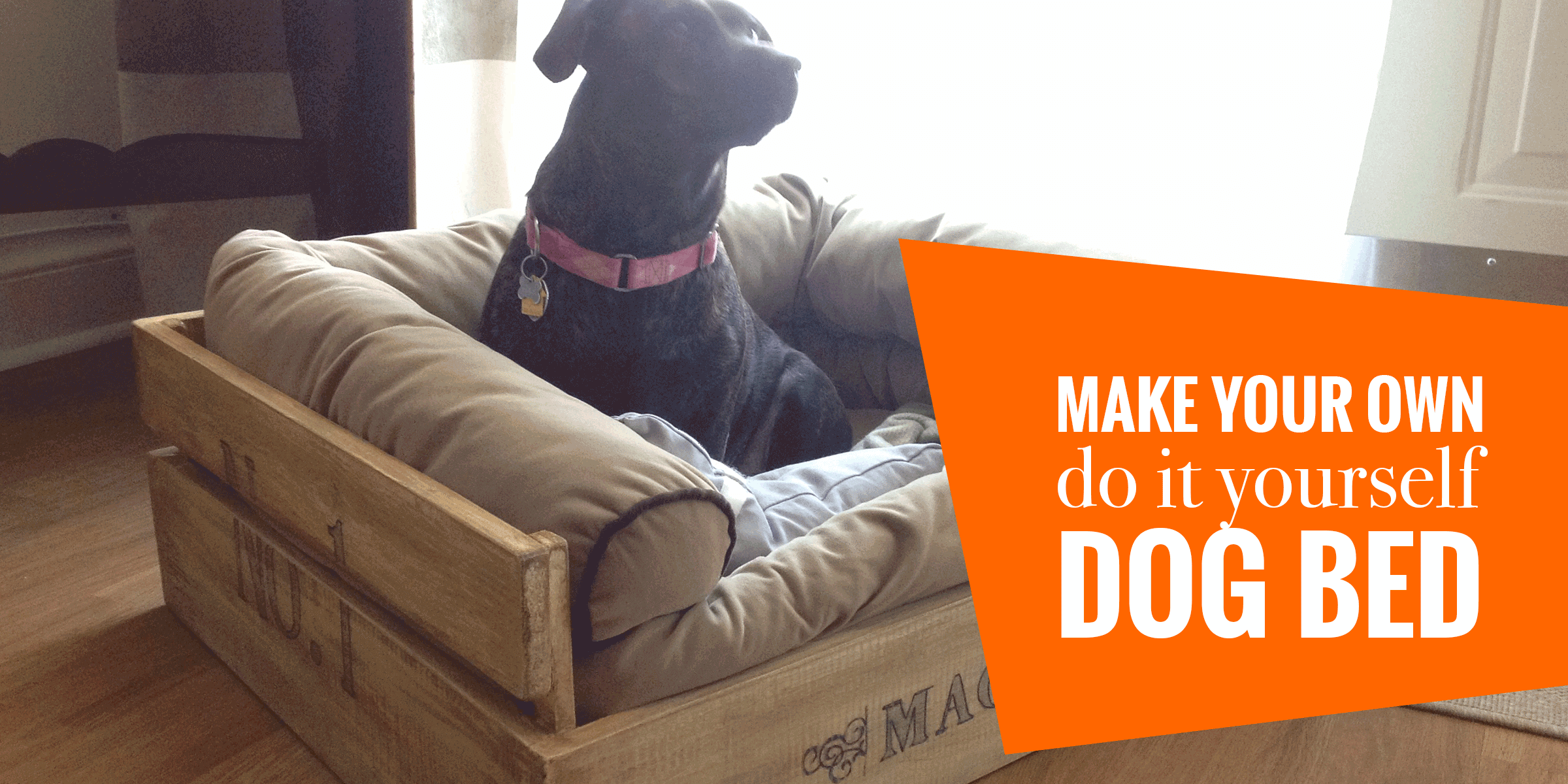 Building Your Own Do It Yourself Dog Bed Top 3 Methods