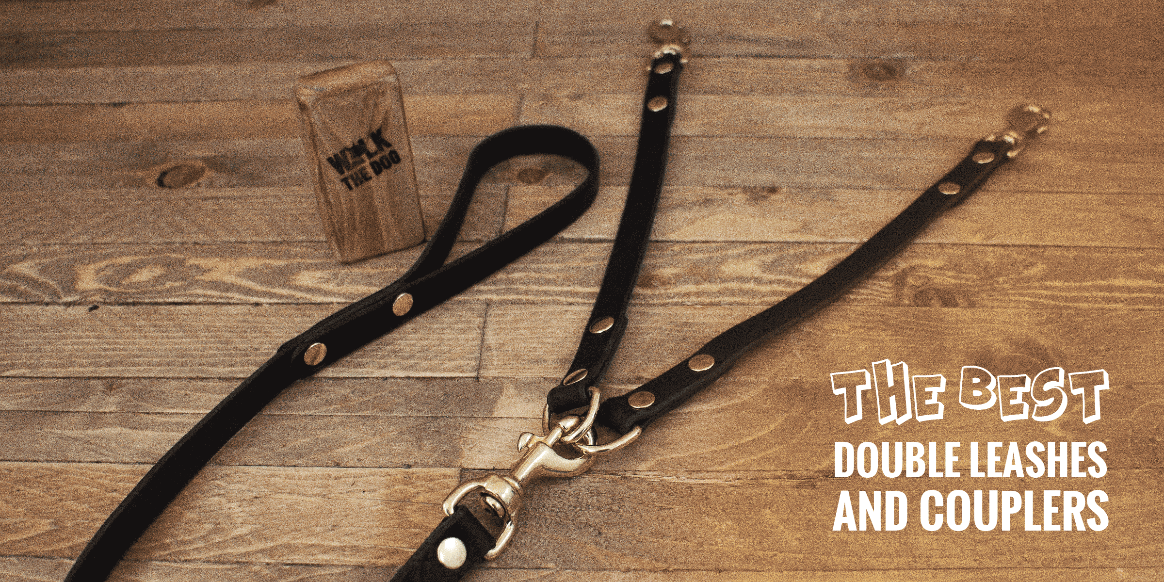 6 Best Double Dog Leashes And Couplers 2018 Edition