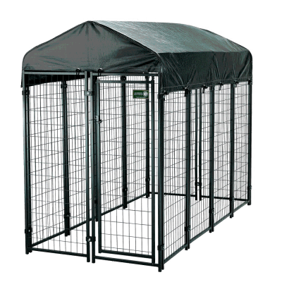 Lucky Dog Outdoor Kennel