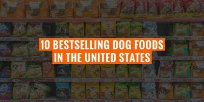 Bestselling Dog Foods in the United States (Review)