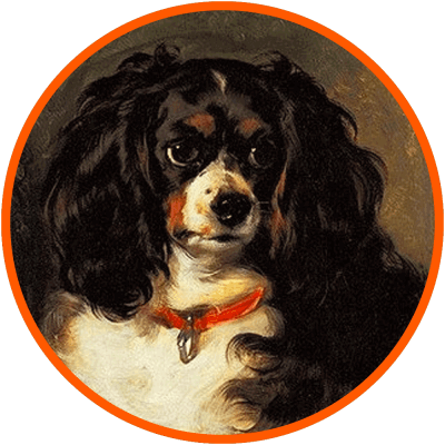 sir edwin landseer dash cavalier dog