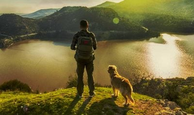 150+ Nature-Inspired Dog Names – for Adventure & Outdoor Lovers