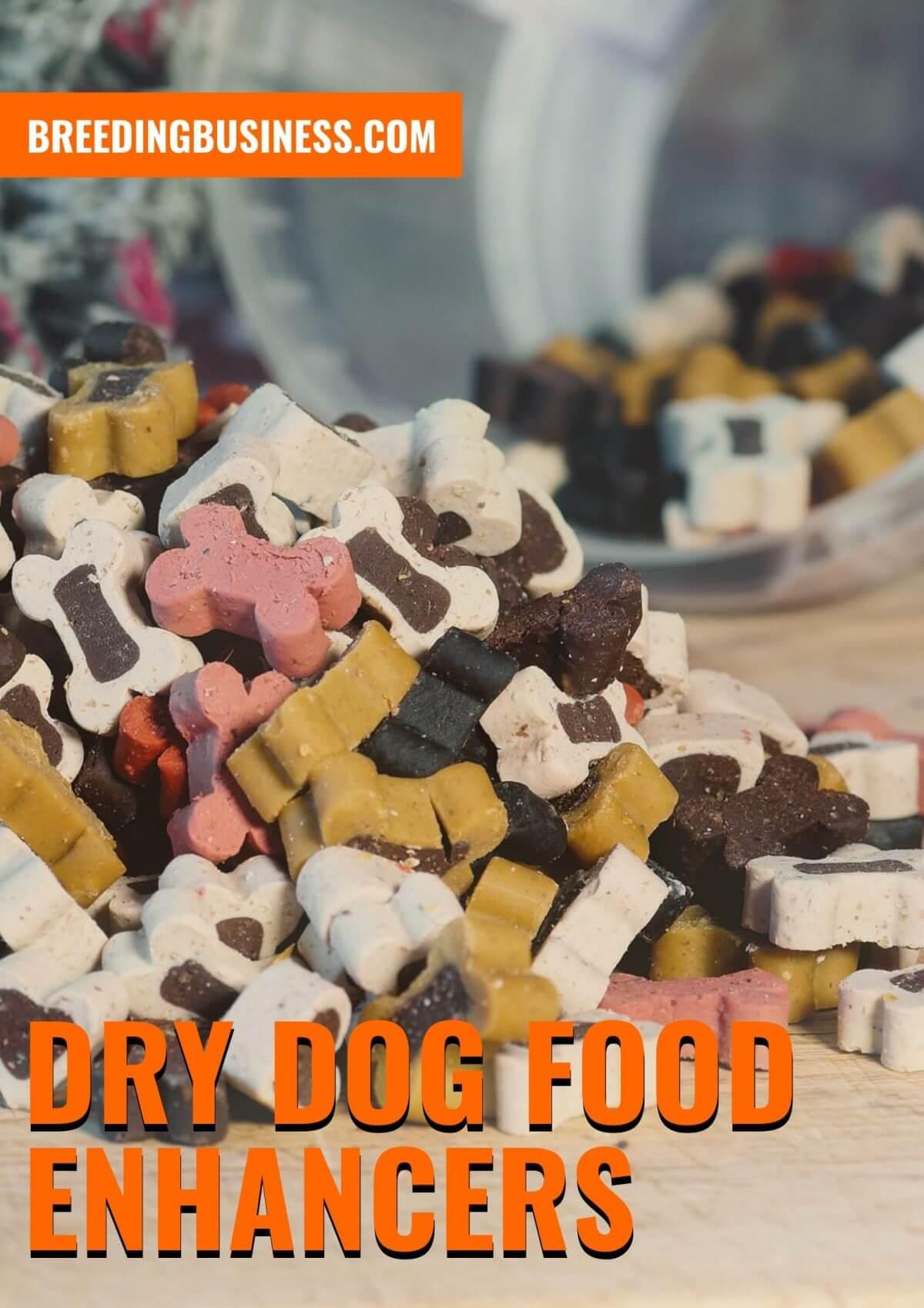 Best Dry Dog Food Enhancers