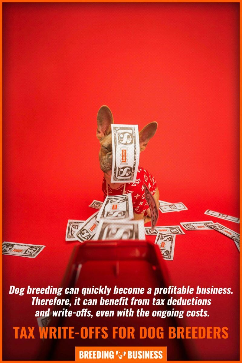 tax deductions for dog breeders