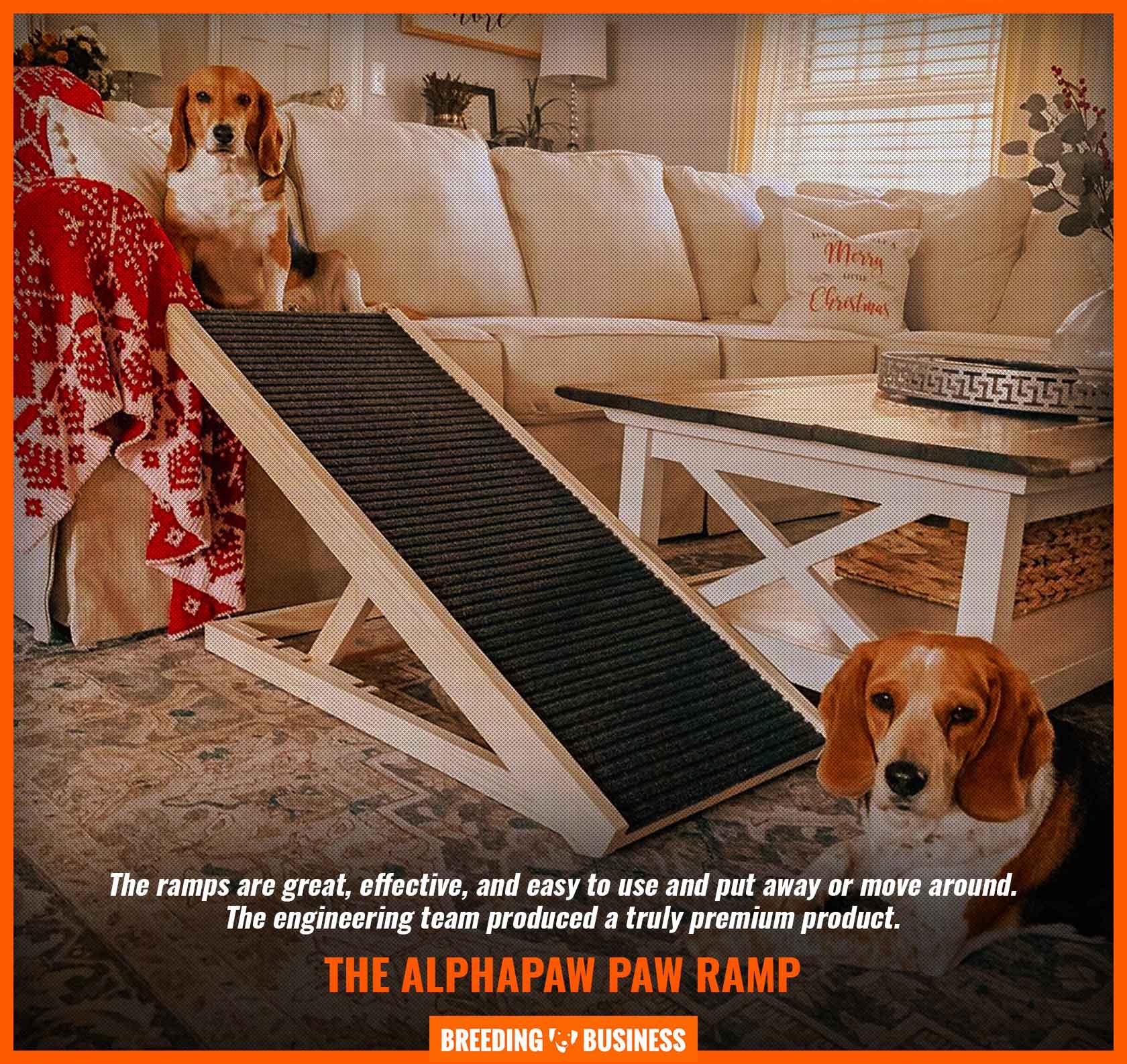 AlphaPaw PawRamp Review