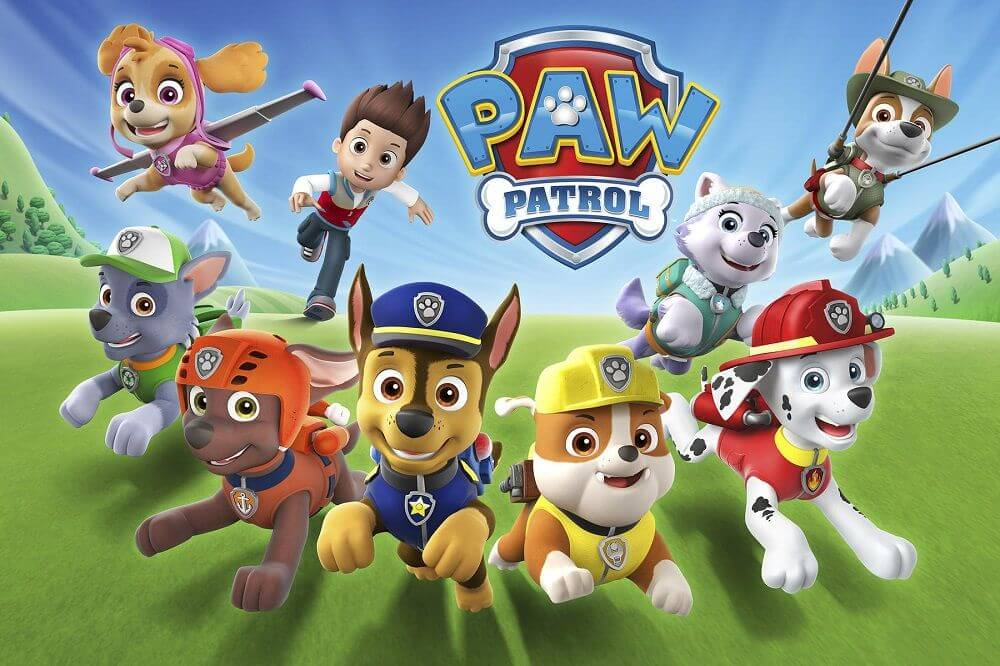 120+ Paw Patrol Dog Names Inspired By Chase & Ryder's Crew!