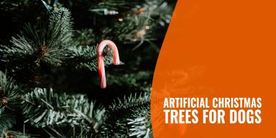 artificial christmas trees for dogs