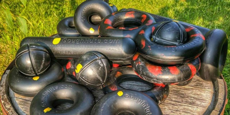 Goughnuts Dog Toys — A REALLY Indestructible Chew Toy?