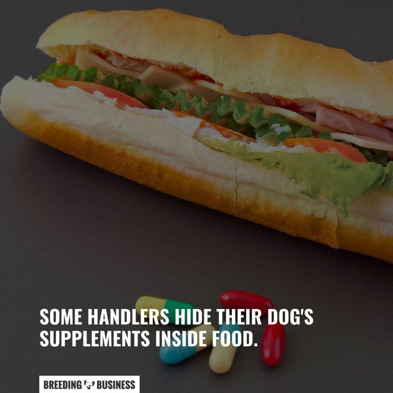 supplements hidden in food
