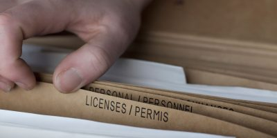 Find out how to get a dog breeding license.